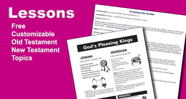 Free Sunday School lessons printables games worksheets songs – Free Printable Bible Study Worksheets