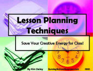 childrens ministry lesson planning training
